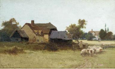 Leopold Rivers, R.B.A. (1850-1905)