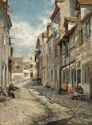 Oswald Adalbert Sickert (1828-1885)