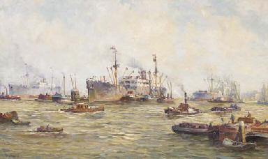 Pieter Johannes Alexander Wagemans (Dutch, 1879-1955)