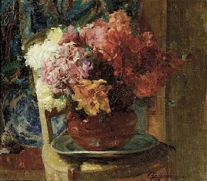 Ernest Godfrinon (Belgian, 1878-1927)