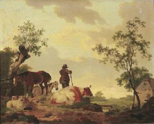 Barend Hendrik Thier (1751-1814)