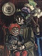Mother and child, Henri Le Fauconnier, Click for value