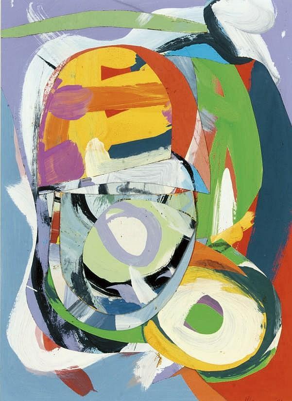 Martin Lanyon (b. 1954)