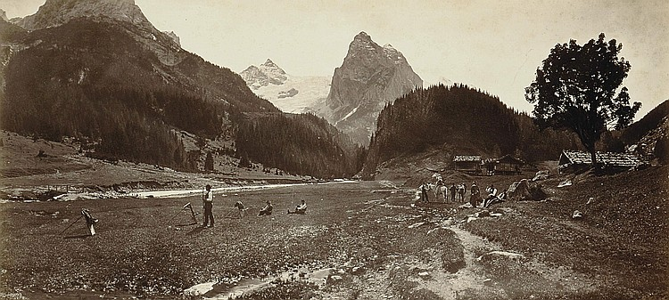 ADOLPHE BRAUN (1812-1877), PHOTOGRAPHER