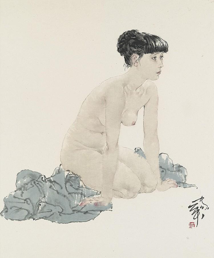 HE JIAYING (BORN 1957)