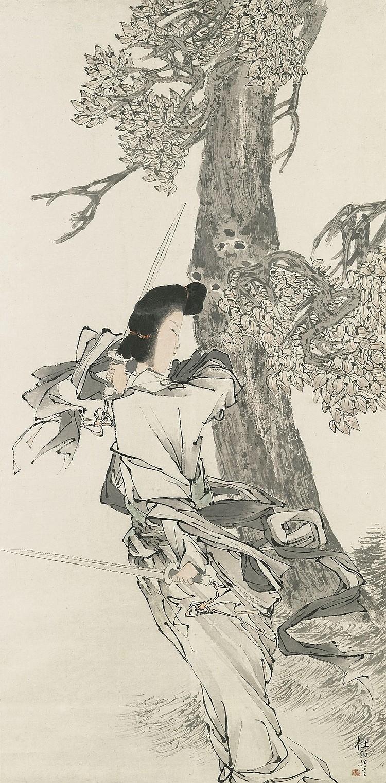 REN YI (REN BONIAN, 1840-1895)