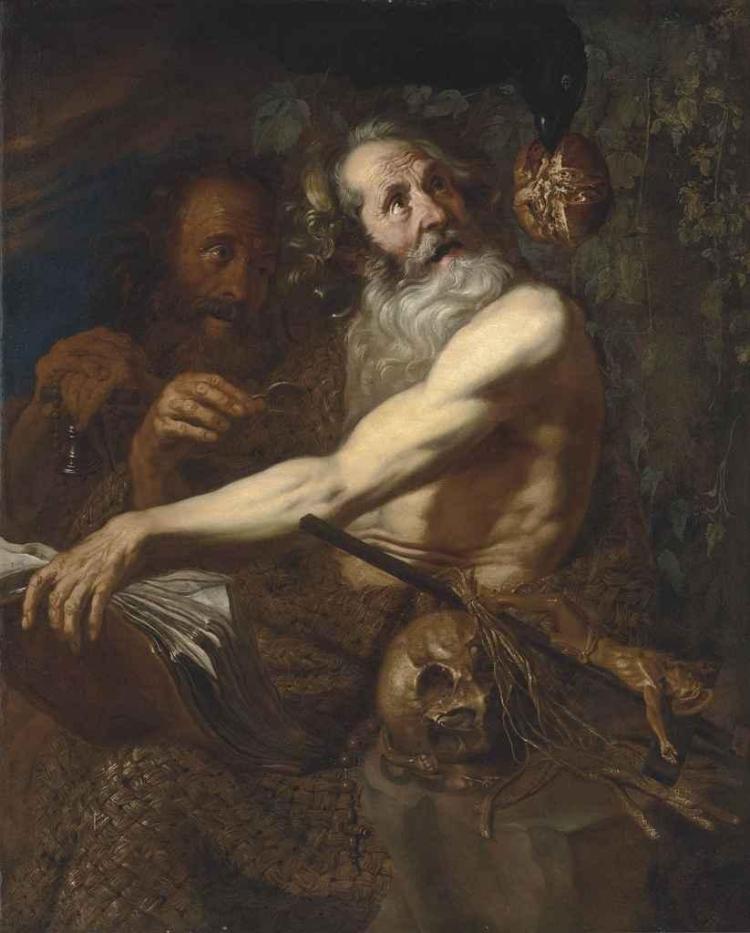 Justus van Hamme (Brussels 1629/30-after 1657 Rome)