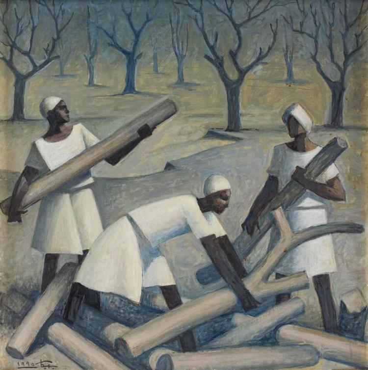 Al Ashjar Tamout Wakifa (The Trees Die Standing)