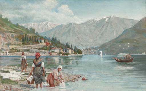 Ettore Ximenes (Italian, 1855-1926)