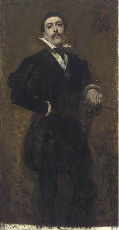 Charles Giron (Swiss, 1850-1914)