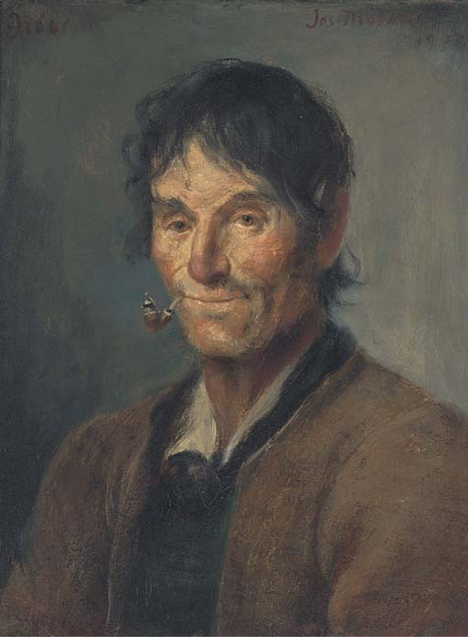 Joseph Theodor Moroder-Lusenberg (Austrian, 1846-1939)