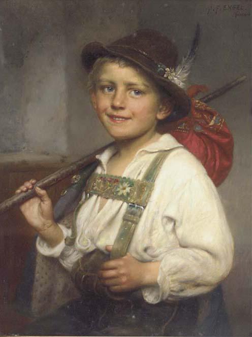 Johann Friedrich Engel (German, 1844-1921)