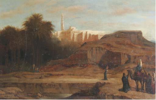 François-Edouard Bertin (French, 1797-1871)