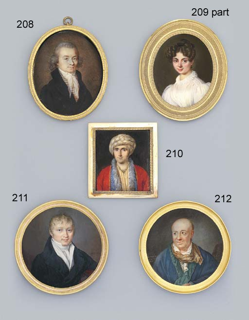 HENRIETTE RATH (SWISS, 1773-1856)