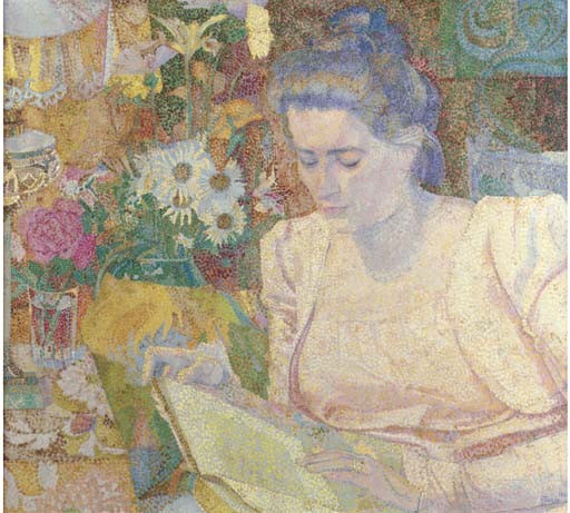 Jan Toorop (Dutch, 1858-1928)