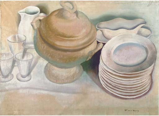 Gustave van de Woestyne (Belgian, 1881-1947)