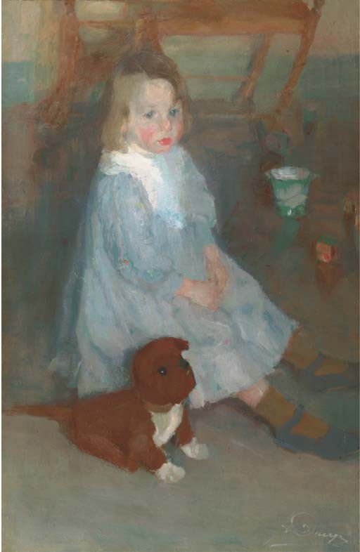 Hippolyte Daeye (Belgian, 1873-1952)