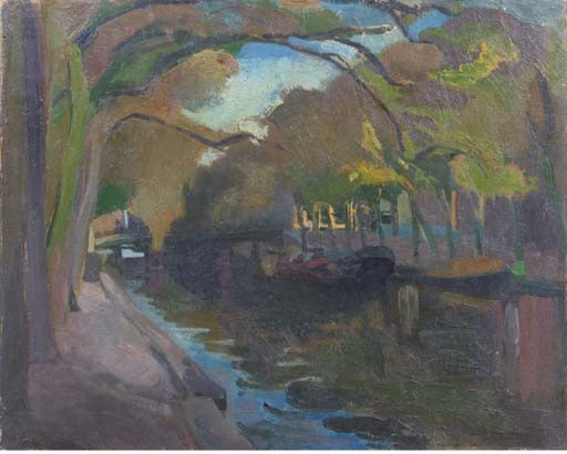 Harrie Kuyten (Dutch, 1883-1952)