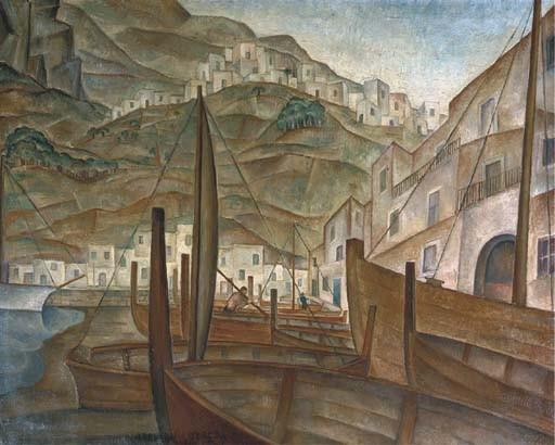 Adriaan Lubbers (Dutch, 1892-1954)