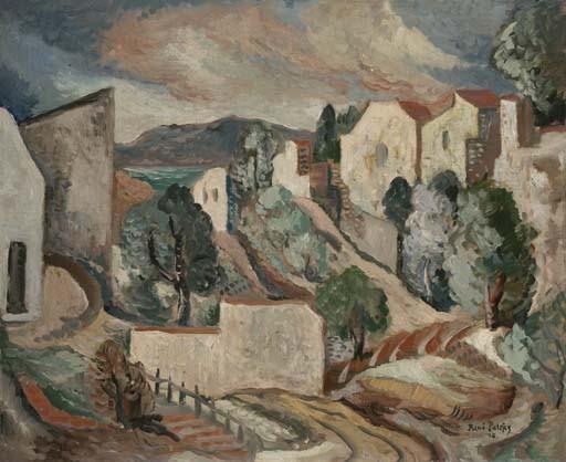 René Herbert Paresce (1886-1937)