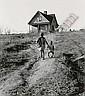 Tenant Farmer's Children, One with Ricketts, Wadesboro, North Carolina, 1938, Marion Post Wolcott, Click for value