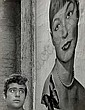 Bruno and Nino, Piazza Navona, Rome, 1955, Sebastião