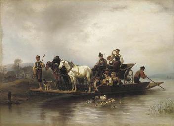 Wilhelm Alexander Meyerheim (German, 1815-1882)