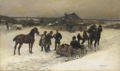 Bodhan von Kleczynski (Polish, 1852-1920)