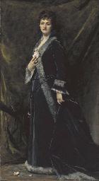 Emile-Auguste Carolus Duran (French, 1837-1917)