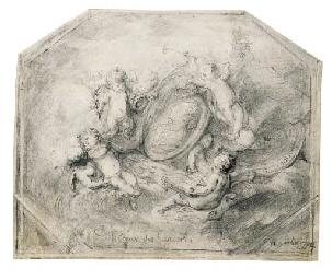 Gabriel-Jaques de Saint-Aubin (1724-1780)