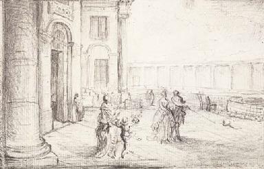 Gabriel-Jacques de Saint-Aubin (1724-1780)