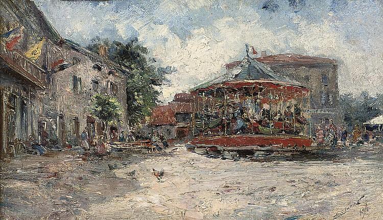 Emile Noirot (French, 1853-1924)