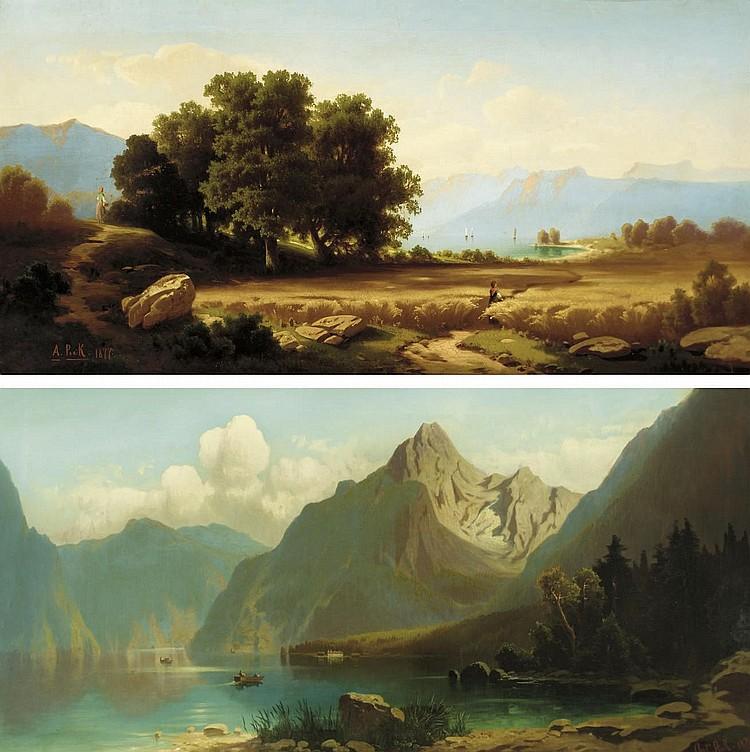 Anton Pick (Austrian, 1840-1902)