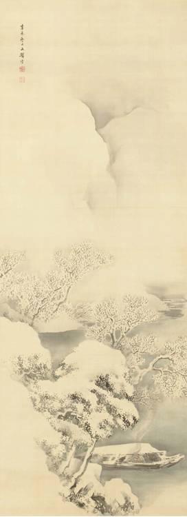 Shiokawa Bunrin (1808-1877)