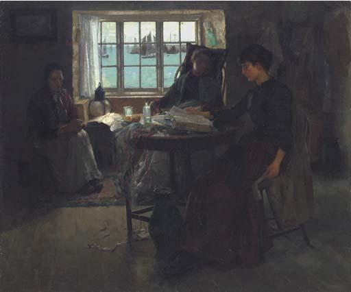 Frank Bramley, R.A., R.W.S. (1857-1915)