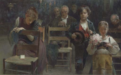 Gaetano Esposito (Italian, 1858-1911)
