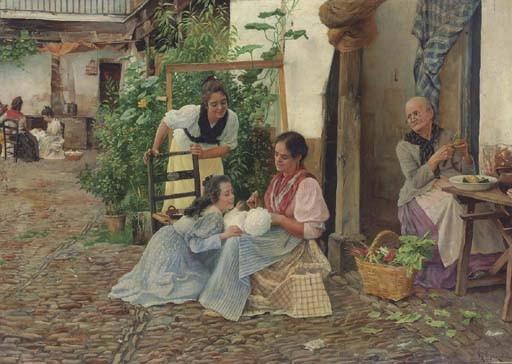 Ricardo López Cabrera (Spanish, 1866-1950)