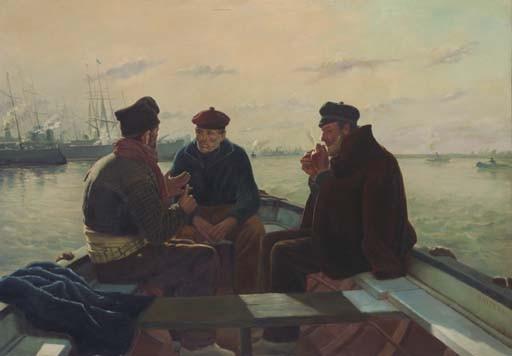 Dionisio Baixeras y Verdaguer (Spanish, 1862-1943)