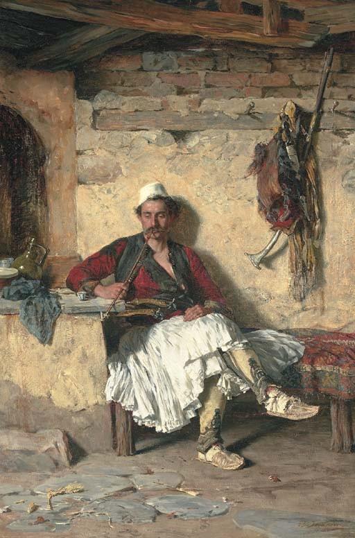 Paul Joanovitch (Austrian, 1859-1913)