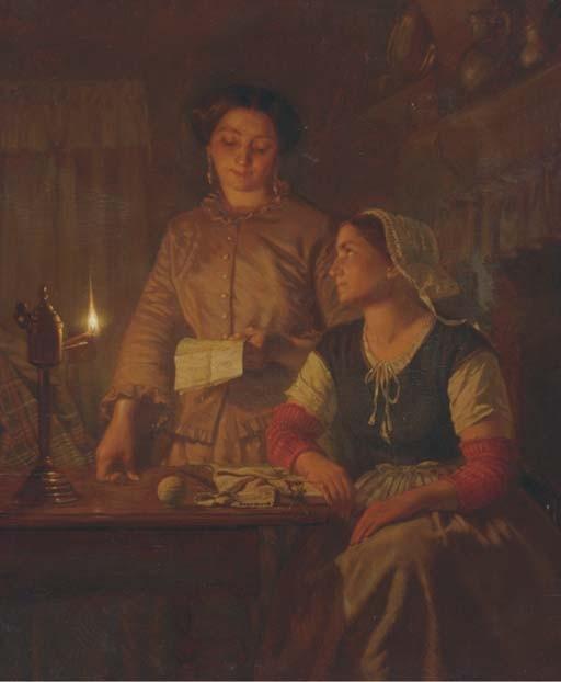 Pieter-Willem Sebes (Dutch, 1830-1906)