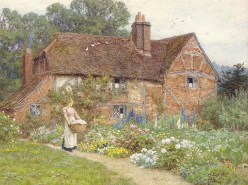 Helen Allingham, R.W.S. (1848-1926)