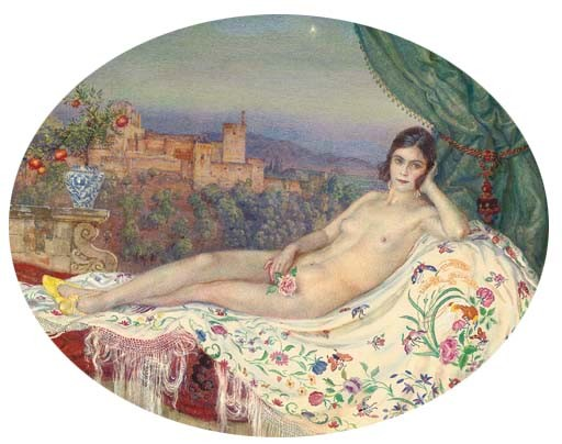 George Owen Wynne Apperley (1884-1960)