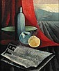 Charley Toorop (Dutch, 1891-1955), Charley Toorop, Click for value