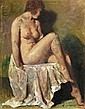 Emile Baes (Belgian, 1889-1954), Emile Baes, Click for value