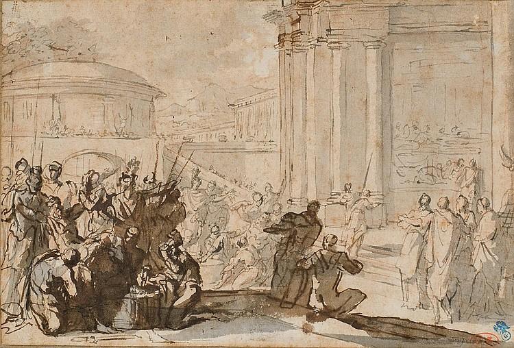 JAN GOEREE (MIDDELBURG 1670-1731 AMSTERDAM)