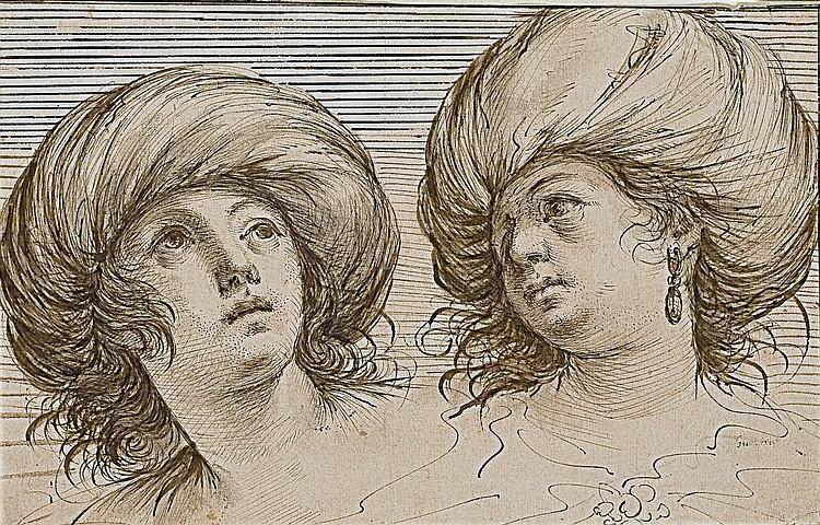 ATTRIBUE A FRANCESCO BARTOLOZZI (FLORENCE 1727-1815 LISBONNE)