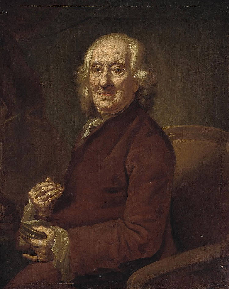 Thomas Worlidge (Cambs 1700-1766 Hammersmith)