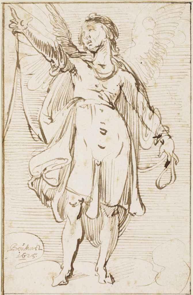 Jan Philipsz. van Bouckhorst (1578-1631 Haarlem)