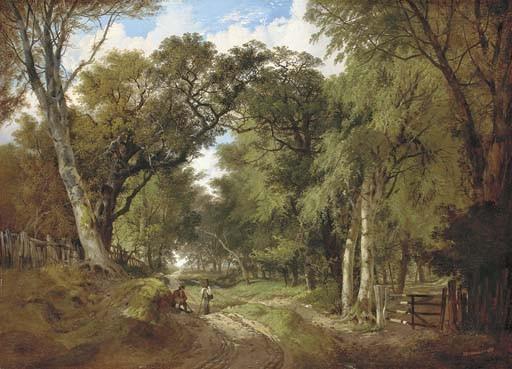 John Berney Ladbrooke (1803-1879)