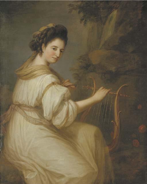 Angelica Kauffmann, R.A. (1741-1807)